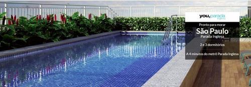 apartamento em vila dom pedro ii, são paulo/sp de 67m² 3 quartos à venda por r$ 425.000,00 - ap84152
