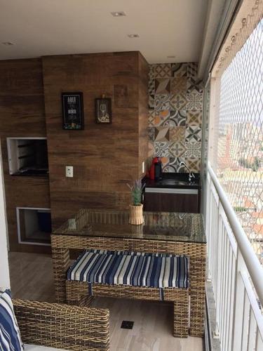 apartamento em vila formosa, são paulo/sp de 56m² 2 quartos à venda por r$ 445.000,00 - ap270725