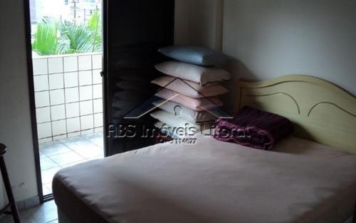 apartamento em vila guilhermina na praia grande - ap 703