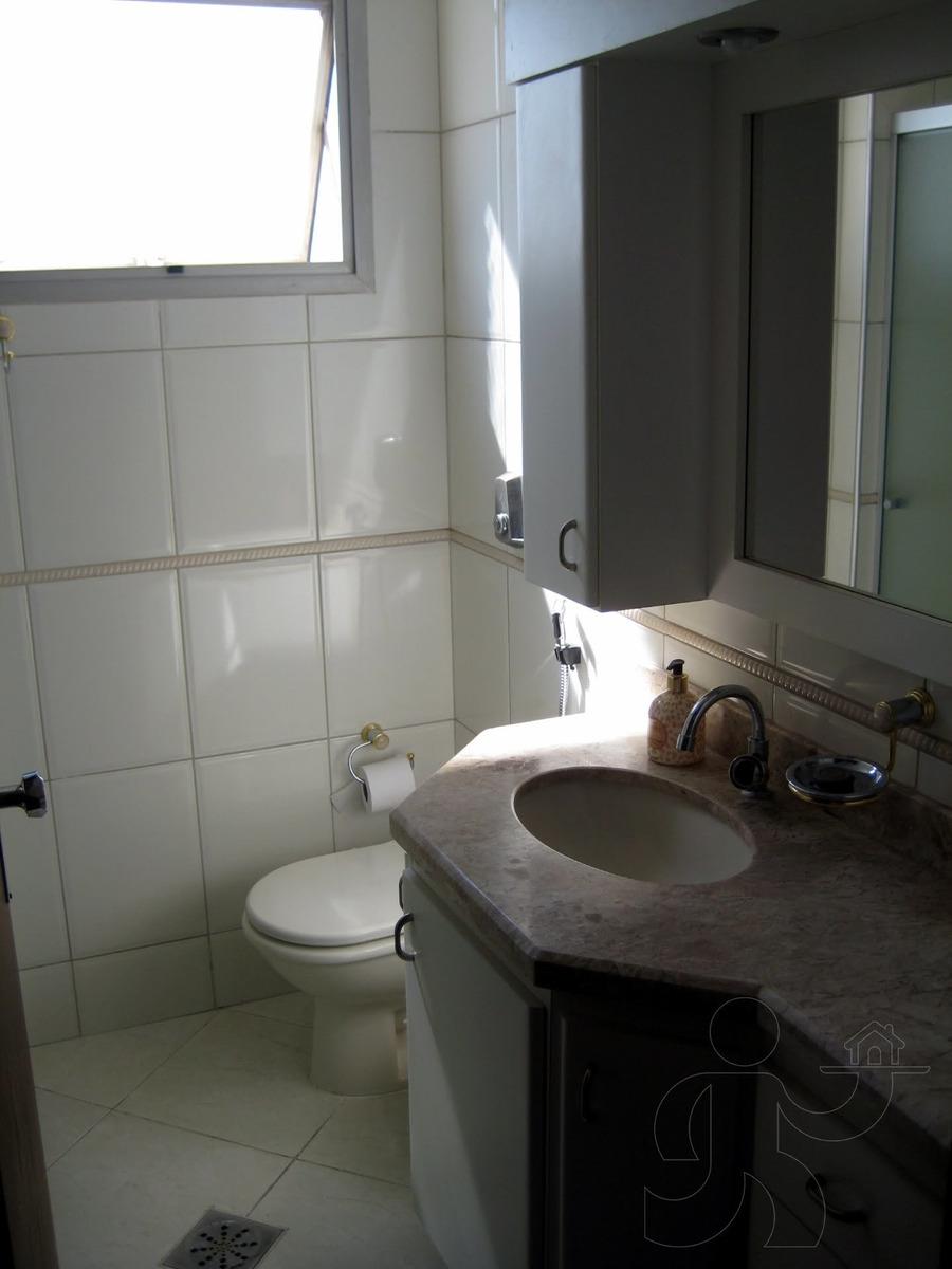 apartamento em vila independencia  -  piracicaba - 754