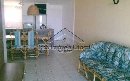 apartamento em vila mirim praia grande - ap 483