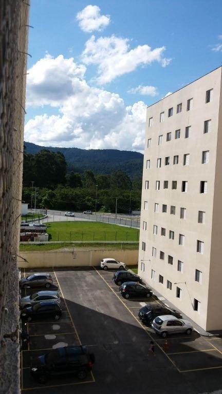 apartamento em vila mogilar, mogi das cruzes/sp de 51m² 2 quartos à venda por r$ 230.000,00 - ap440938