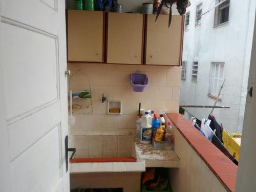 apartamento em vila = ótima localizaçâo = boqueirão - ap0774