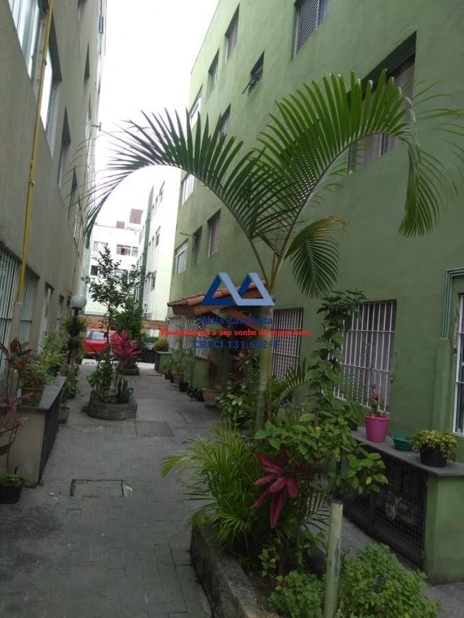 apartamento em vila santa luzia  -  são bernardo do campo - 537
