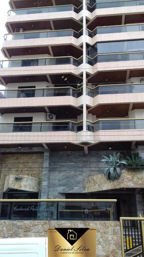apartamento em vila tupi 3 dormitórios só 80 mil de entrada
