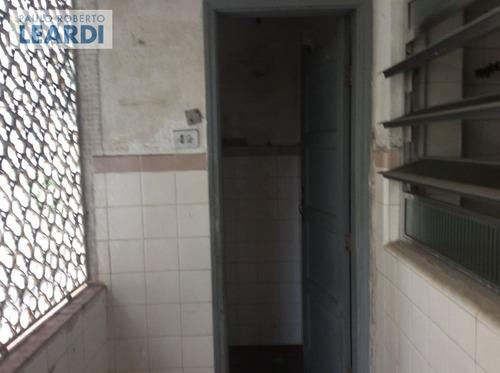 apartamento embaré - santos - ref: 424740