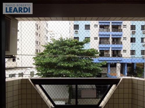 apartamento embaré - santos - ref: 441213