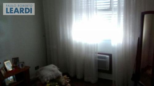 apartamento embaré - santos - ref: 475082
