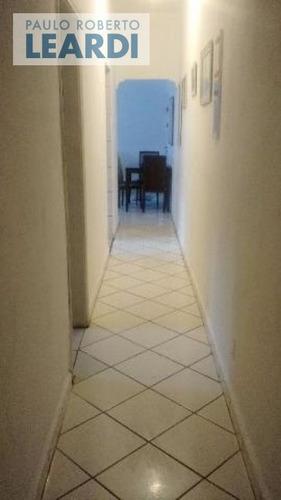 apartamento embaré - santos - ref: 489481