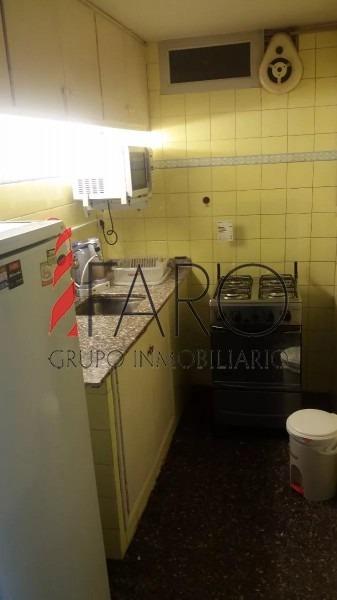apartamento en aidy grill 1 dormitorio con garage- ref: 35780