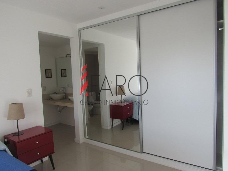 apartamento en aidy grill 2 dormitorios con garage- ref: 35819