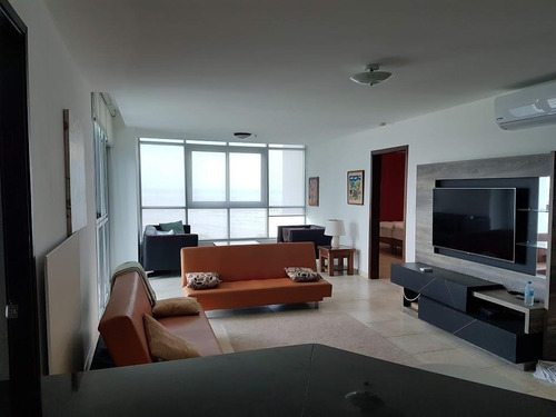 apartamento en alquiler amoblado en costa del este emb 19-75