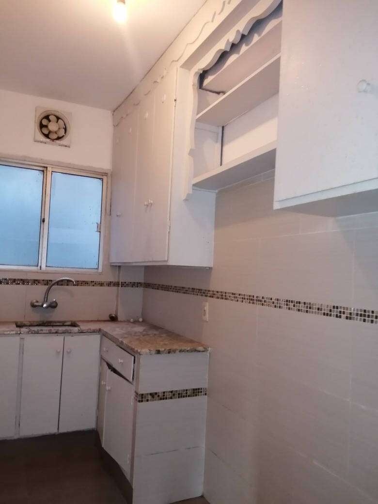 apartamento en alquiler centro, baño y cocina a nuevo