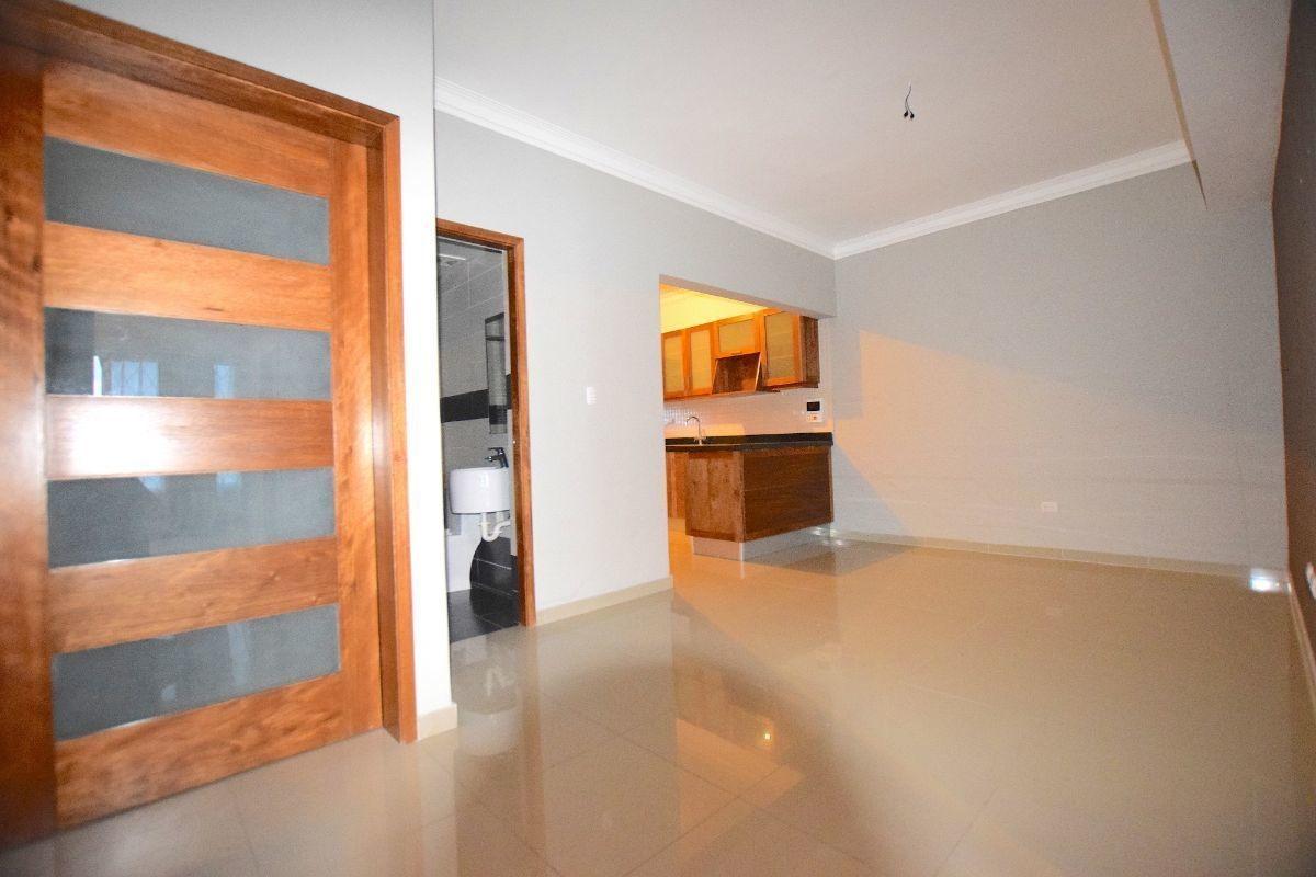 apartamento en alquiler con linea blanca, paraiso