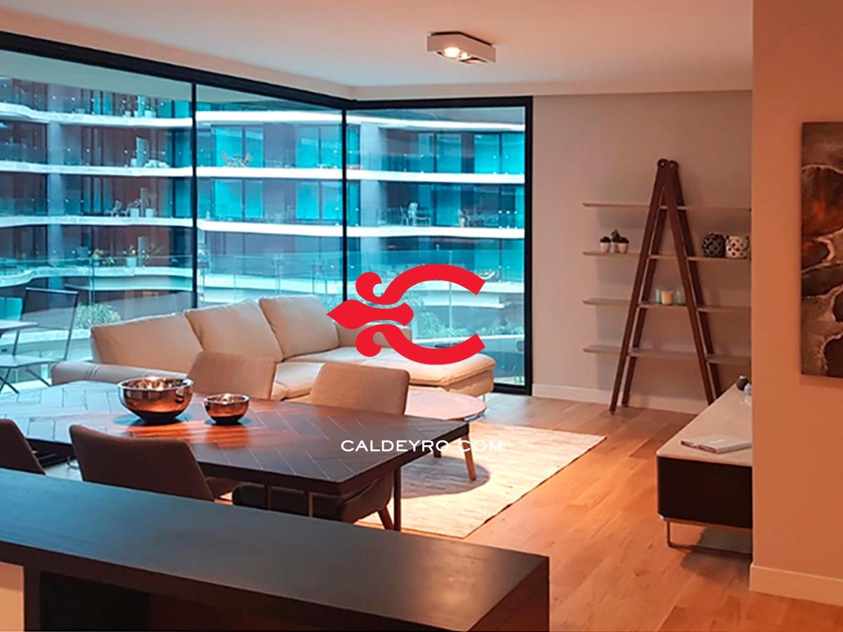 apartamento en alquiler en edificio forum ref: 5908