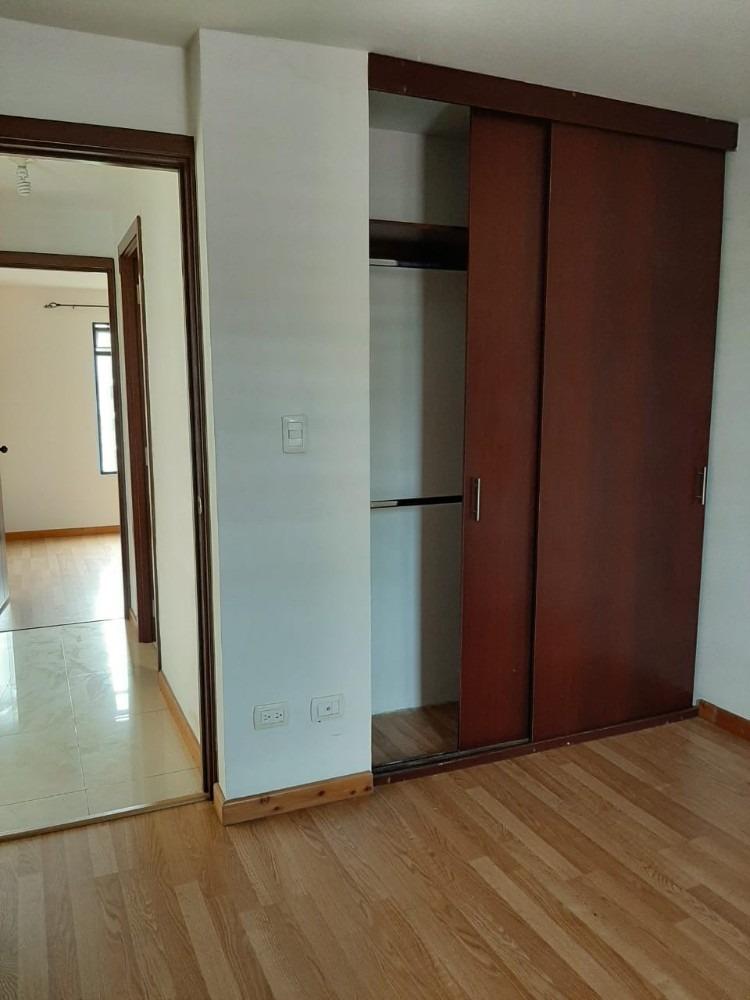 apartamento en alquiler en ele de la floresta zona 7