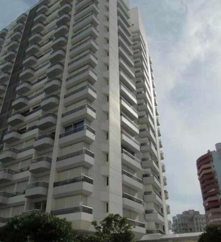 apartamento en alquiler en punta del este. torre marina