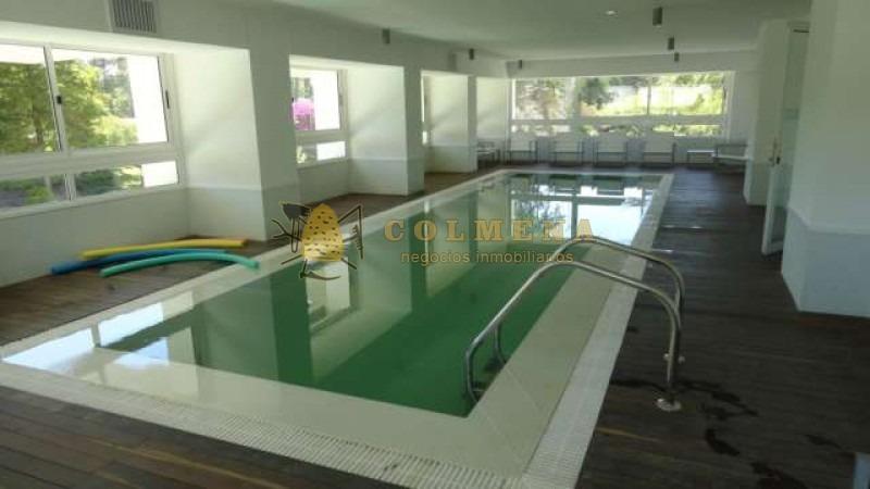 apartamento en alquiler en roosevelt de 1 dormitorio, 1 baño, balcon y garaje. consulte !!!!!!- ref: 1621