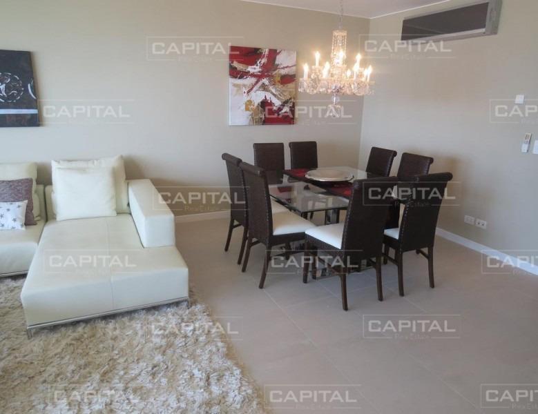 apartamento en alquiler le parc punta del este tres dormitorios-ref:26188