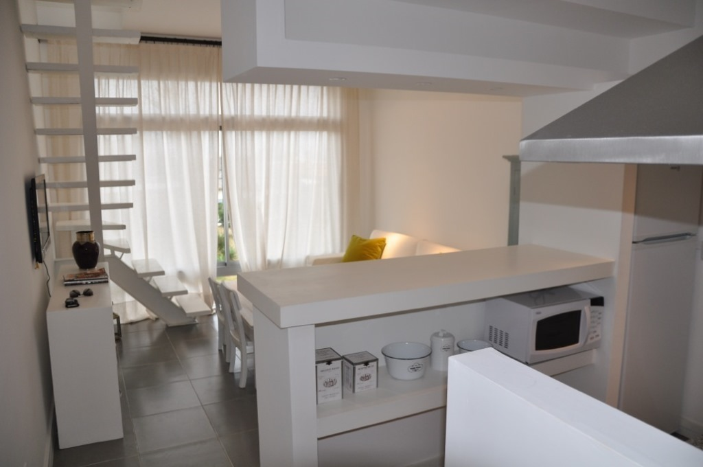 apartamento en alquiler por temporada de 1 dormitorios en manantiales