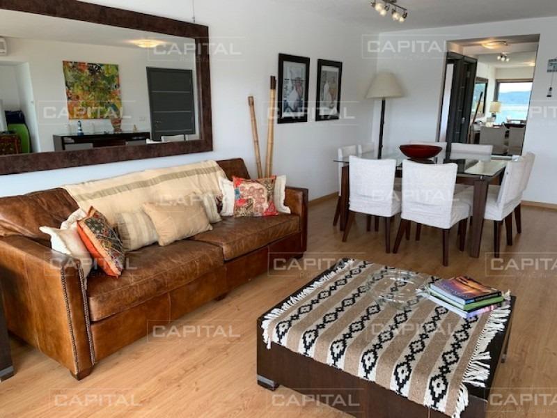 apartamento en alquiler temporario con parrillero de uso exclusivo y magníficas vistas-ref:28313