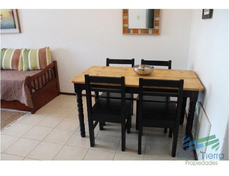 apartamento en alquiler y venta en península- punta del este-ref:1131