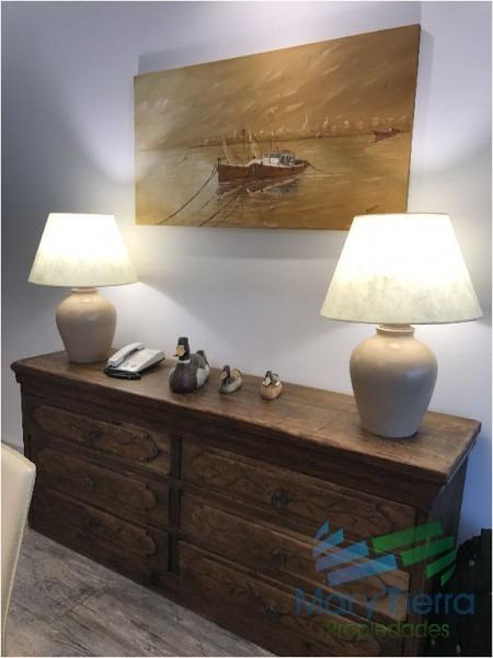 apartamento en alquiler y venta!!! espectaculares vistas al mar, bahía de la brava, faro de la península ,puerto.-ref:65