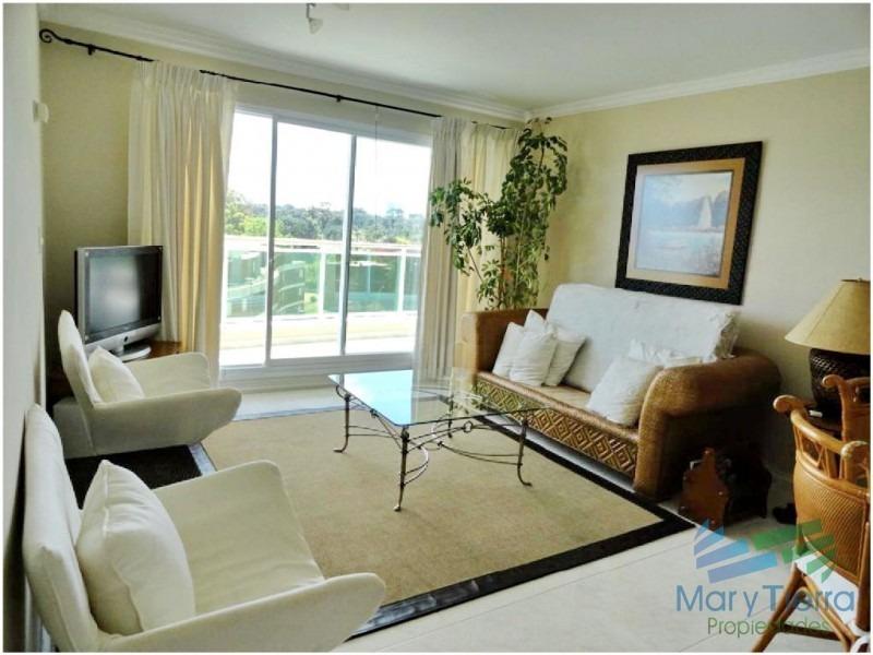 apartamento en alquiler y venta, playa mansa- punta del este -ref:51