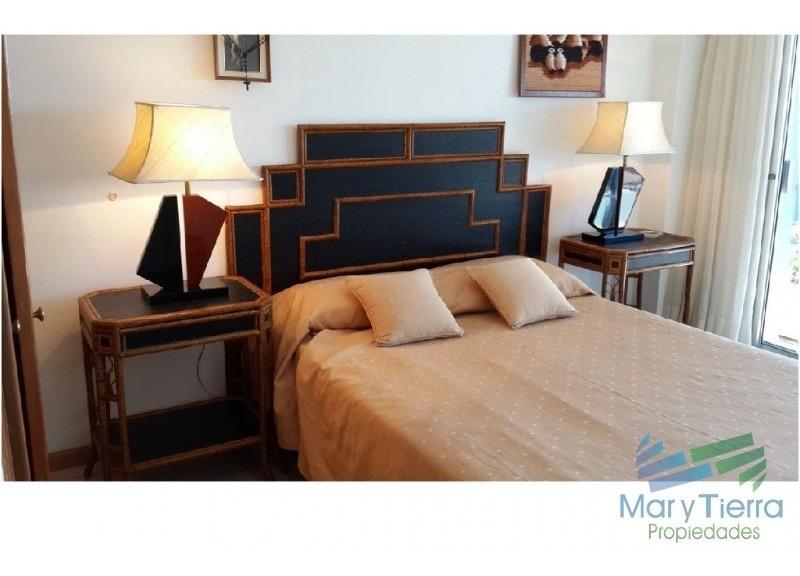 apartamento en alquiler y venta, primera línea, penínsulta-punta del este -ref:183