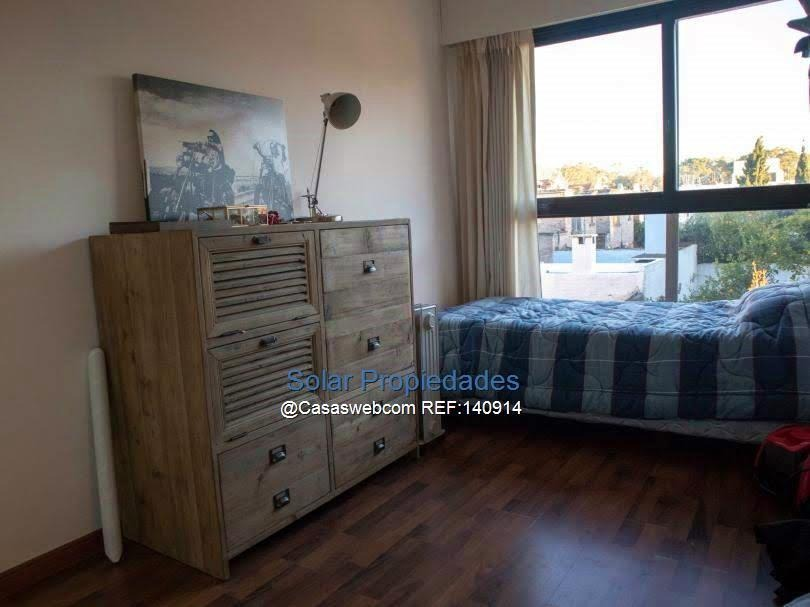 apartamento en altos del lago, 2 dormitorios, garage