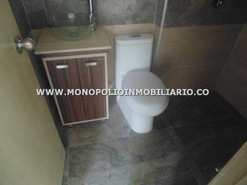 apartamento en arrendamiento - pilsen itagüi cod: 10605