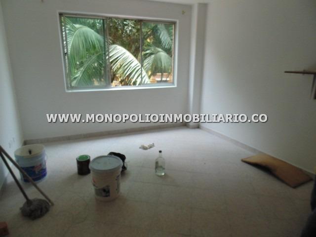 apartamento en arrendamiento - san javier cod: 12086