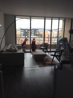apartamento en arriendo chico 399-536