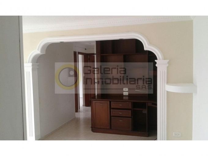 apartamento en arriendo el tejar 704-4294