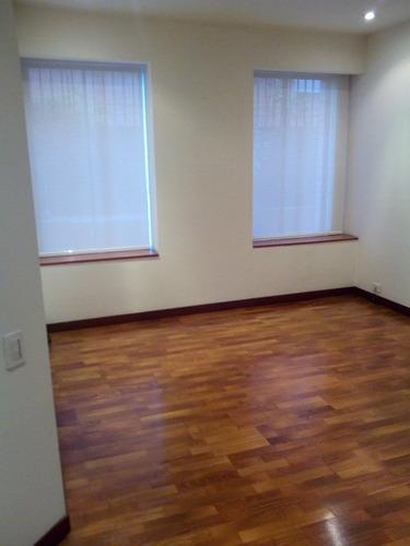 apartamento en arriendo la cabrera el refugio 97-2372