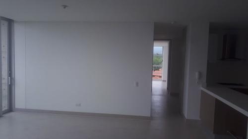 apartamento en arriendo pance 164-533