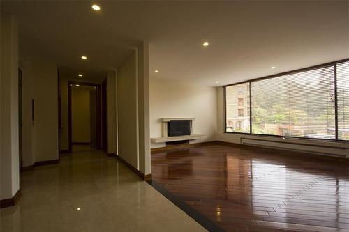 apartamento en arriendo santa barbara 90-56065