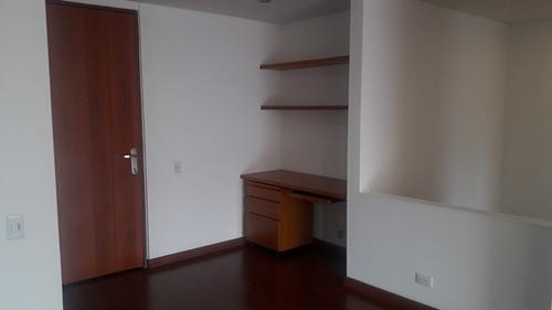 apartamento en arriendo santa barbara - bogota