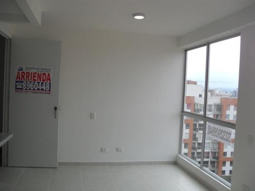 apartamento en arriendo valle del lili 607-911