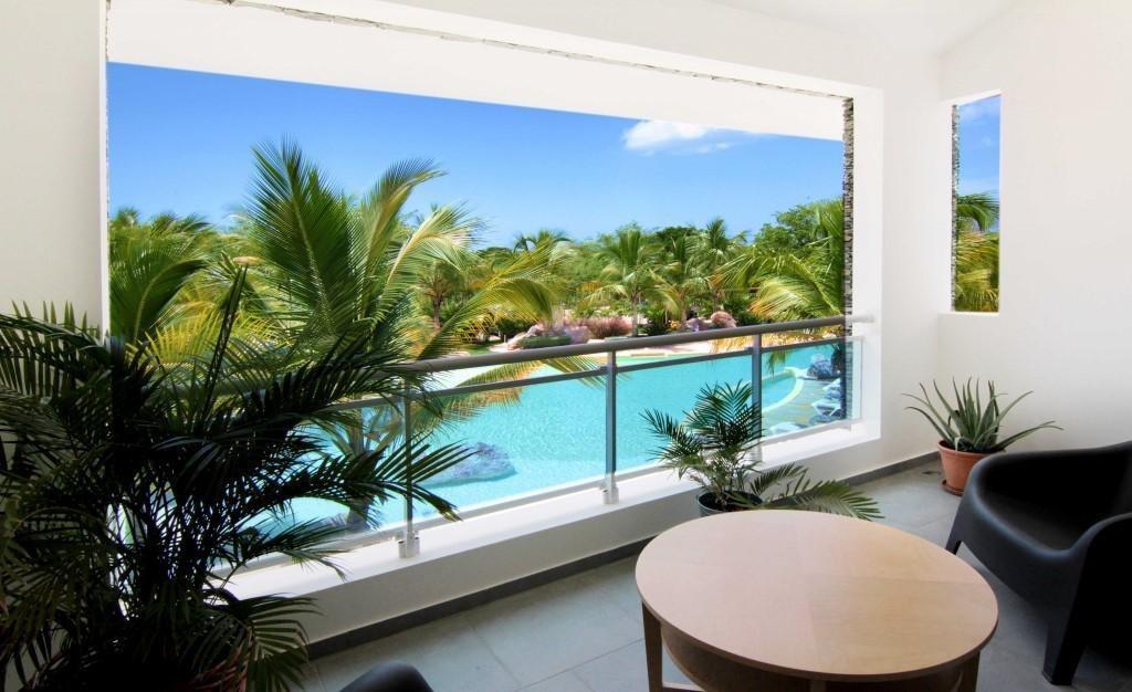 apartamento en bayahibe en venta con playa y piscina
