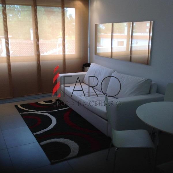 apartamento en brava 1 dormitorio con cochera-ref:34626