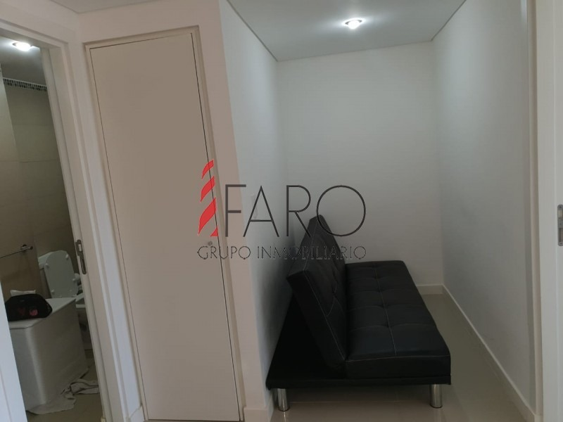 apartamento en brava 1 y 1/2 dormitorios-ref:36491