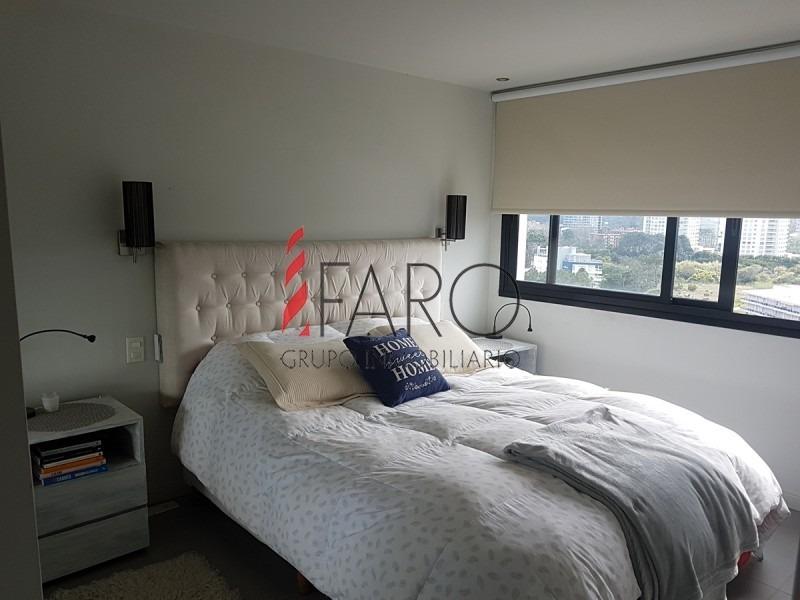apartamento en brava 2 dormitorios con garage- ref: 32605