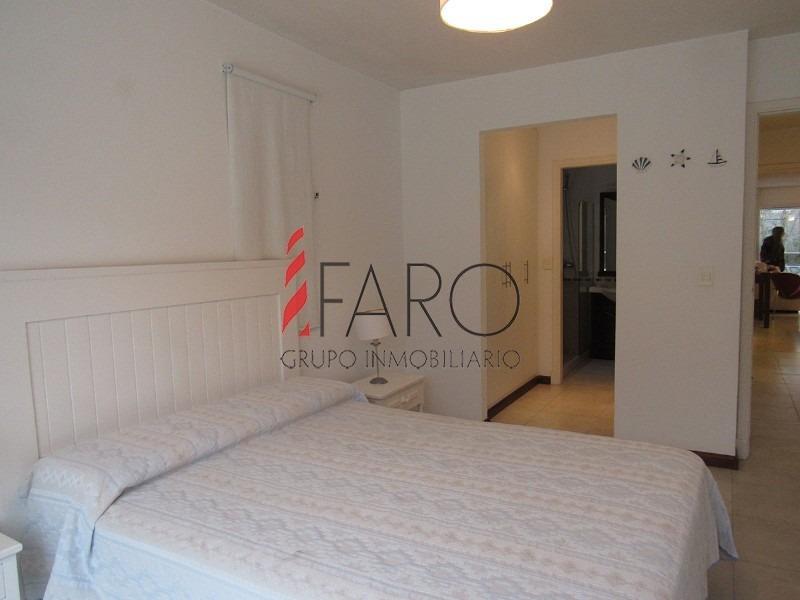 apartamento en brava 2 dormitorios con garage- ref: 35787
