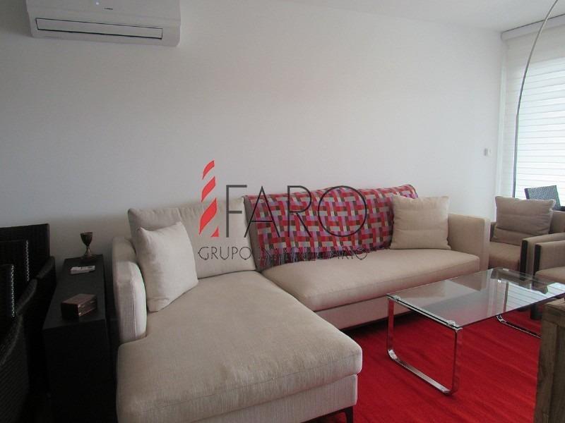 apartamento en brava 2 dormitorios con garage- ref: 35802