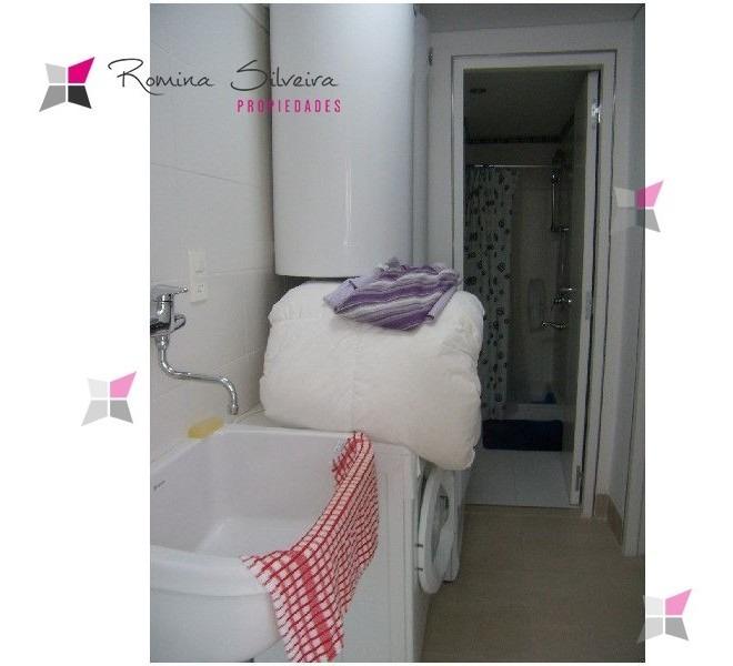 apartamento en brava, 2 dormitorios *- ref: 6262
