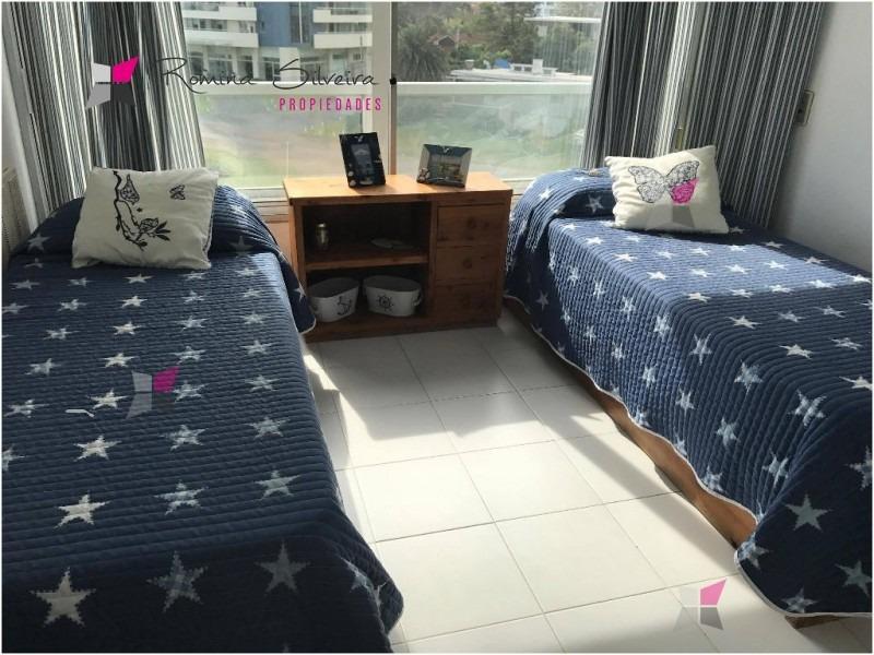 apartamento en brava, 2 dormitorios *- ref: 859