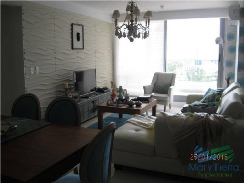 apartamento en brava, 2 dormitorios *-ref:1403