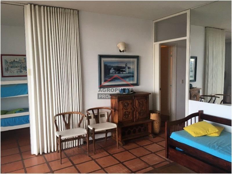 apartamento en brava, 2 dormitorios *-ref:810