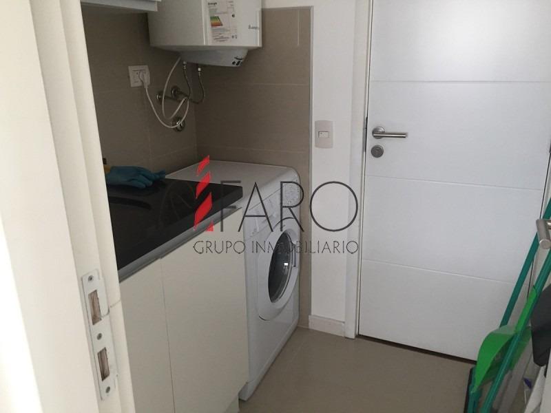 apartamento en brava 3 dormitorios con terraza y garage-ref:36453